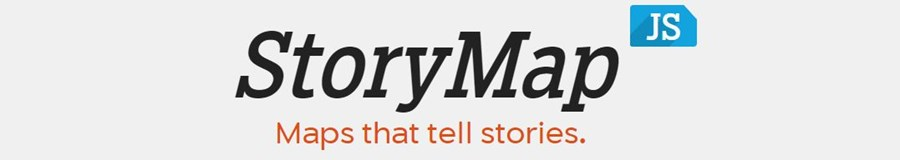 storymap JS header